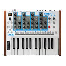 Akai Synthesizer